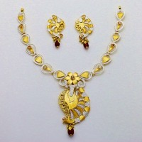 Necklace Set23-09 (Price on Demand)